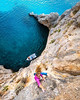 🌍 Kalymnos Vathi, Greece |  Chris Burkard Photography (travelingpage) Tags: travel traveling traveler destinations journey trip vacation places explore explorer adventure adventurer