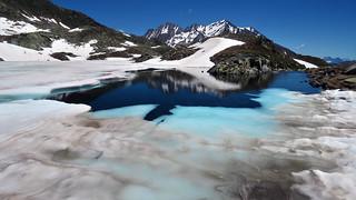 Lai Blau - Grigioni - Svizzera