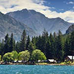 Nestled in the Mountains with Lake Chelan and the Okanogan-Wenatchee National Forest thumbnail