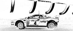 Lancia 037 Rally (Chall_R_288) Tags: lancia 037 rally kyosho flamboyant