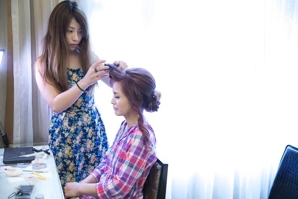 0023婚禮紀錄-婚攝-祥興樓水漾會館-化妝