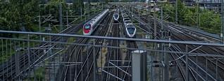 Wolfsburg, Bahngelände