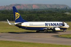 EI-EPB Ryanair Boeing 737-8AS(WL) at Edinburgh on 1 July 2018 (Zone 49 Photography) Tags: aircraft airliner airplane aeroplane july 2018 egph edi edinburgh turnhouse international airport fr ryr ryanair boeing737 738 8as wl eiepb