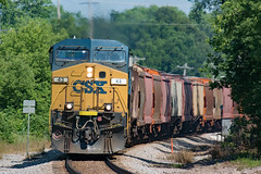 CSX43PewaukeeWI7-11-18 (railohio) Tags: cp csx trains pewaukee wisconsin v3 071118 potash ac44cw