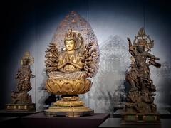 Buddhas (AMcUK) Tags: taitōku tōkyōto japan em10 omdem10 omdem10mkii em10mkii omd olympus olympusuk m43 micro43rds micro43 microfourthirds nippon tokyo museum artifact jp buddha buddhism buddism bu