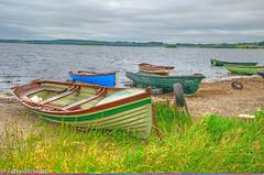 Boats on Lough Owel (rtstewart000) Tags: boats loughowel mullingar fishing water pike trout leisure holiday ireland nikon d7000 tamron 16 300 tamron16300 char history canal wwb lake swim walk