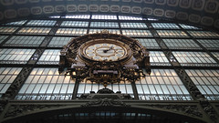 Horloge (jeanfenechpictures) Tags: musée museum muséedorsay orsaymuseum horloge clock timepiece paris france history histoire architecture art jeanfenech photography photographie interieur interior iledefrance