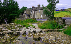 White Lion Inn at Cray (wontolla1 (Septuagenarian)) Tags: upper wharfedale cray buckden white lion inn dales way pennine stepping stones gill waterfall pub pike drovers wednesdaywalk walking walk hiking hike north yorkshire