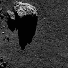Comet on 20 September 2016 from 1.8 km (europeanspaceagency) Tags: esa europeanspaceagency space universe cosmos spacescience science spacetechnology tech technology osiris rosetta mission philae comet chury blackandwhite 67p comet67p comet67pchuryumovgerasimenko churyumovgerasimenko churyumov gerasimenko solarsystem hatmehitregion