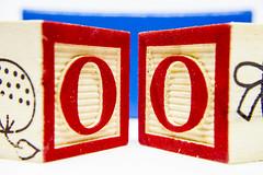 Symmetry (Arranion) Tags: macro macromondays macromonday linesymmetry canon eos 5d2 closeup symmetry patterns texture toys toy block blocks wood colour color red