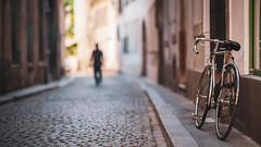 Gone (Bastian.K) Tags: strasburg strasbourg bike bicycle fahrrad strassburg france frankreich elsass street photographs streetphotography portrait bokeh