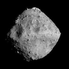 Asteroid Ryugu (europeanspaceagency) Tags: jaxa asteroid asteroidryugu ryugu hayabusa2 estracknetwork estrack 162173ryugu operationsimageoftheweek esa europeanspaceagency space universe cosmos spacescience science spacetechnology tech technology asteroid162173ryugu