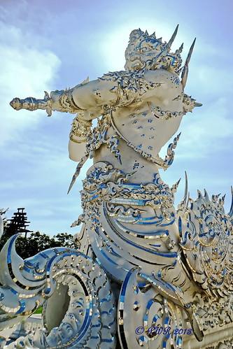 Wat Rongkhun, วัดร่องขุ่น