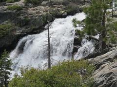 Eagle Falls (JJP in CRW) Tags: emeraldbay california waterfalls