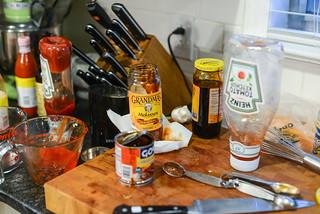 Cherry-chipotle Barbecue Sauce