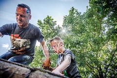 (c)Fotograaf Mike Rikken-Tot de nek in de drek Vriezenveen - Mudrace-258