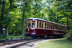 TTC 2424 Street car, built in 1921 (Koku85) Tags: streetcar transport vehicle train railway