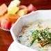 Laos rice porridge