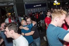 H510_8892-2 (bandashing) Tags: people printworks fifa football fans worldcup 2018 clubs bars alcohol drink dance celebrate england crowd croatia night nightlife sylhet manchester bangladesh bandashing socialdocumentary aoa akhtarowaisahmed