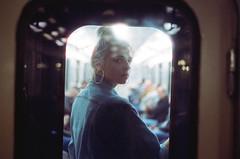Mary (ollazarev) Tags: leicam3 leica summicron cinestill800 girl portrait