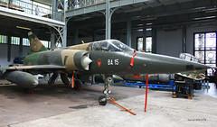 Dassault Mirage 5BA  n° 15  ~ BA-15 (Aero.passion DBC-1) Tags: musée royal de larmée bruxelles muséedelair airmuseum collection dbc1 david biscove aeropassion avion aircraft aviation plane preserved préservé dassault mirage 5 ~ ba15