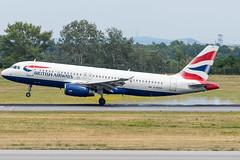 A320_BA700 (LHR-VIE)_G-EUUA_1 (VIE-Spotter) Tags: vienna vie airport airplane flugzeug flughafen planespotting wien