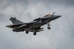 Dassault Rafale French Navy_ (dickiebirdie68) Tags: aircraft military airshow flight flying riat fairford clouds sky