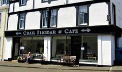 Photo of Crail Fishbar & Cafe.