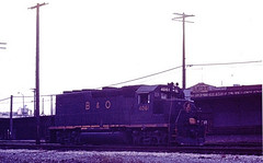 B&O 4061 (CPShips) Tags: bo emd gp40 baltimore 1976