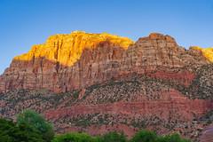 Zion_249-HDR (allen ramlow) Tags: zion national park utah landscape sony a7iii mountain sunset