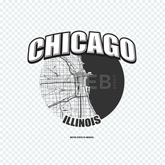 Chicago, Illinois, logo artwork (Hebstreits) Tags: america american apparel art badge banner bigletters business chi chicago city colorful design famous fashion flat football graphic icon illinois illustration label landmark landscape lettering logo made map modern poster print retro shirt sign stamp states symbol tshirt tee text travel typography united usa wear