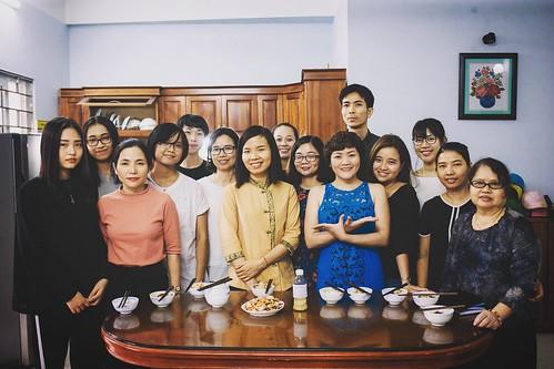 Lop nau an thuc duong Ha Noi 2017