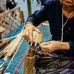 Basket weaving at Lanna Expo 2018 thumbnail