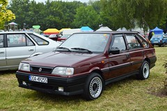 FSO Polonez with Orciari styling (Qropatwa) Tags: fso polonez orciari