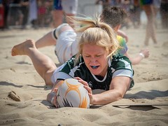 Success (Chris Willis 10) Tags: beachrugby bournemouth sport ball outdoors people playing child beach fun caucasianethnicity sand soccer summer competitivesport competition lifestyles athlete action