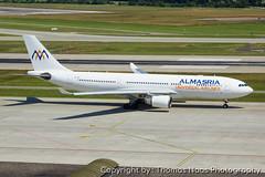 AlMasria Universal Airlines, SU-TCH (Thomas Naas Photography) Tags: zürich zrh lszh schweiz switzerland flughafen airport flugzeug airplane outdoor airbus a332 a330200 almasria universal airlines