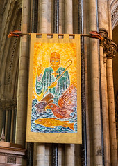Durham Cathedral 5-7-2018 (KS Railway Gallery) Tags: durham cathedral photography evening banner