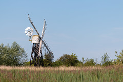 How Hill Windpump (oandrews) Tags: 30dayswild canon canon70d canonuk howhill machinery nature norfolk norfolkbroads outdoors pump spring structure windpump ludham england unitedkingdom gb
