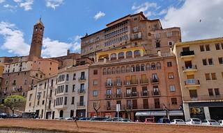 Tarazona, Aragon, Ribera d'Ebre