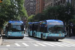 IMG_9342 (GojiMet86) Tags: mta nyc new york city bus buses 2017 2018 lf60102 lfs lfsa xd60 5526 6096 m86 sbs select service 86th street madison avenue