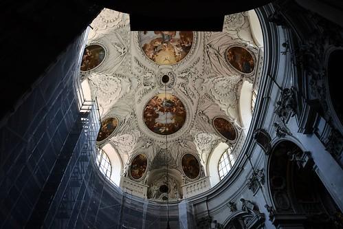 Wien, Servitenkirche (1670)