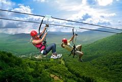 The type of #Zipline #brake you choose will dramatically affect your #risk #management and the life span of your zipwire http://bit.ly/2lvSPkx (Skywalker Adventure Builders) Tags: high ropes course zipline zipwire construction design klimpark klimbos hochseilgarten waldseilpark skywalker