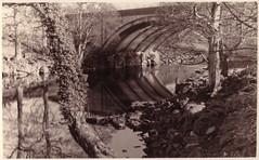 BRIDGE (old school paul) Tags: vintage photo bridge