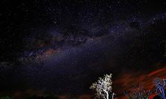 milky way attempt... (tdwrsa) Tags: canoneos70d efs1018mmf4556isstm mikyway stars bateleurnaturereserve longshuttertime