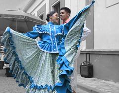 Mexican folklore (Xabiaz1994) Tags: mexiko monterrey folklore cultura culture tradición tradition tradizioa baila dance dantza