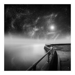 Sea of Stars (picturedevon.co.uk) Tags: brixham torbay devon uk bw blackandwhite mono sea stars abstract fineart le ndfilter grey seascape lido water tide canon nisi wwwpicturedevoncouk shoalstone pool