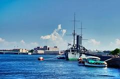 Aurora cruiser Saint-Petersburg (vladimirfeofanov) Tags: