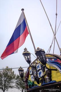 Russian Fregate Shtandart (Est. 1999) - Hellevoetsluis/NL
