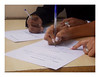 doc 's (Mvdsds) Tags: casamento cartorio esposa marido familia anel aliança corinthians papelada terno black woman man family married