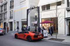 GME OVRR (Hertj94 Photography) Tags: lamborghini aventador lp700 4 downtown chicago rush street gold coast march 2018 canon t3